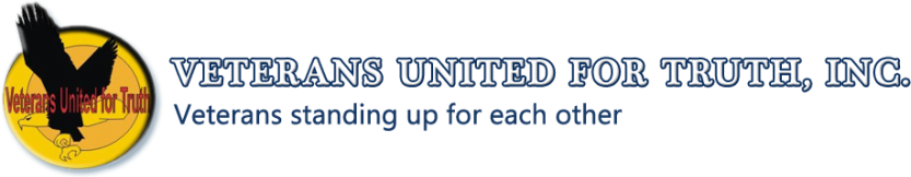 Veterans United For Truth Inc Home